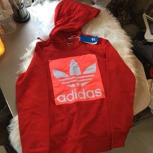 Adidas Trefoil Hoodie NWT